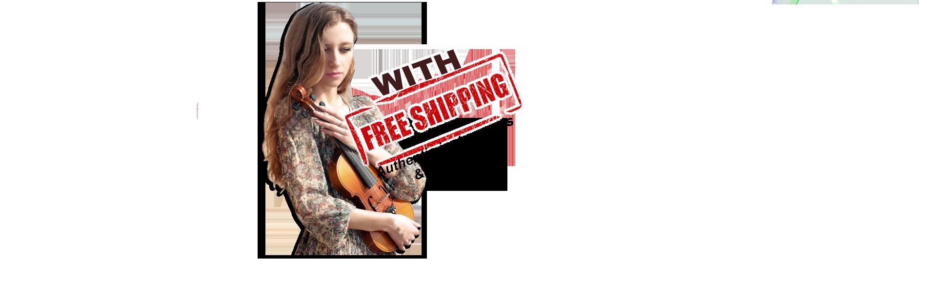 скрипка луки